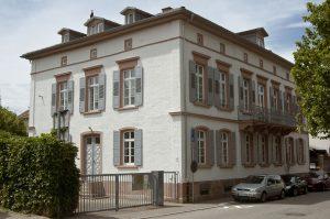 Psychotherapie-Praxis: Friedrich-Ebert-Str. 2, Eberbach (Odenwald)